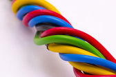 Electric cable  — Stock Photo
