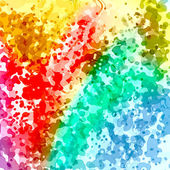 Colorful Ink background — Stock Photo