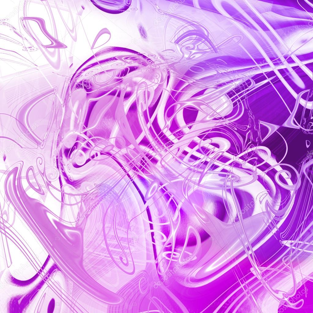动漫紫色手机壁纸