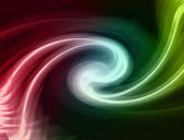 Colorful swirl — Stock Photo