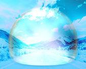 Sphère transparente — Photo