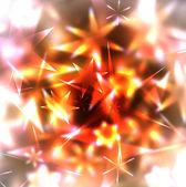 クリスマスの星 — ストックベクタ