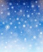 Nevadas del invierno — Foto de Stock