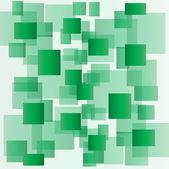 Quadratische vektor hintergrund — Stockvektor