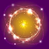 Vector abstract swirl — Stock Vector