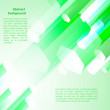 Cristal green prism. — Vetorial Stock #30455561