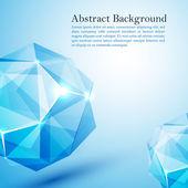 Cristal hranol. — Stock vektor