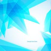 柔らかい色の抽象的な背景のベクトル イラスト — ストックベクタ