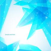 Abstracte achtergrond voor design - vectorillustratie voor uw bedrijfspresentatie — Stockvector