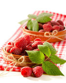 Fresh raspberry — Photo