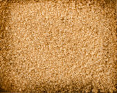Browm sugar background — Stock Photo