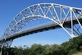 Sagamore Bridge — Stockfoto