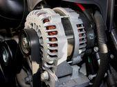 Automotive Alternator — Stock Photo