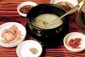 Japanese soup — Stockfoto
