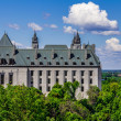 Confederation Building .Important building in Ottawa - Stock Photo