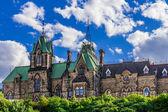 Bâtiments du parlement à ottawa — Photo
