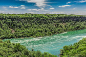 Niagara river — Stock Photo