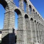 Roman aqueduct. — Stock Photo #14818897