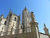 Katedra. — Zdjęcie stockowe