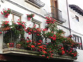 Balcony. — Stock Photo