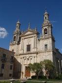 Church facade. — Stock Photo