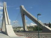 Bridge structure. — Stock Photo