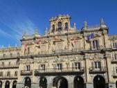 Renaissance facade. — Stock Photo