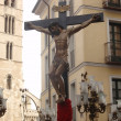 Royalty-Free Stock Photo: Christ crucified.