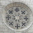 Stock Photo: Rose window.
