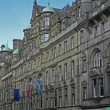 Royalty-Free Stock Photo: Carlton hotel in Edinburgh.