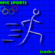 Olympic sports: races. — Stock Photo