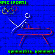 Olympic sports. — Stock Photo