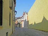 Lonely street. — Stock Photo
