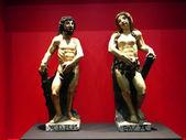 Art sculptures. — Stock Photo