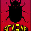 Stock Photo: Scarab.