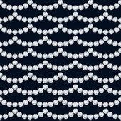 Black background with diamonds scales seamless pattern. No gradi — Vetorial Stock