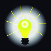 žárovka — Stock vektor