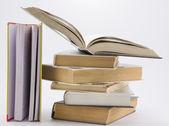 Open boek — Stockfoto