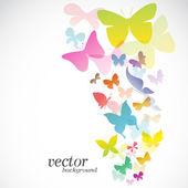 Butterfly design  — Stock Vector