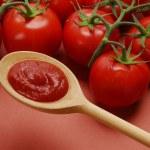 Tomato sauce — Stock Photo #13850609