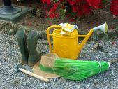 Attrezzi da giardino — Foto Stock