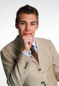 Young businessman portrait. — Stock Photo