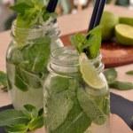Mojito cocktail drink — Stock Photo #47339845