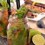 Mojito cocktail drink — Stock Photo #47340003
