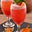 Fruit punch cocktail drink — Stock Photo #47340053