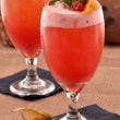 Fruit punch cocktail drink — Stock Photo #47340149