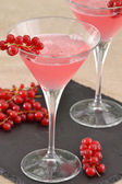 Cosmopolitan cocktail — Stock Photo