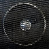 Loudspeaker lattice — Stock Photo