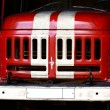 Fire engine car - Stock Photo