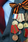 Awards and medals — Foto Stock
